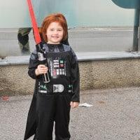 Boy Vader at Vienna COMIX. Joanna Pianka