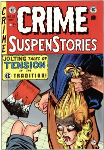 Crime Suspense Stories 22