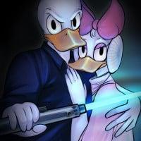 Prinz - Donald und Daisy