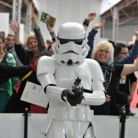 Star Wars Special. Foto: Karolina Golab