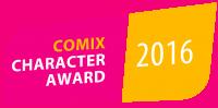 COMIC Character Award 2016 Logo