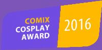 Vienna COMIX Cosplay Award - Logo
