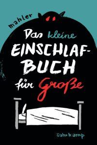 Nicolas Mahler - Das kleine Einschlafbuch für Große - Cover