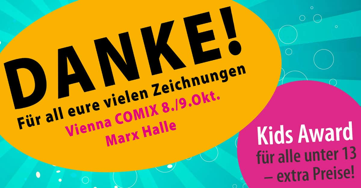 VCCA2016 Kids Award Danke-Logo