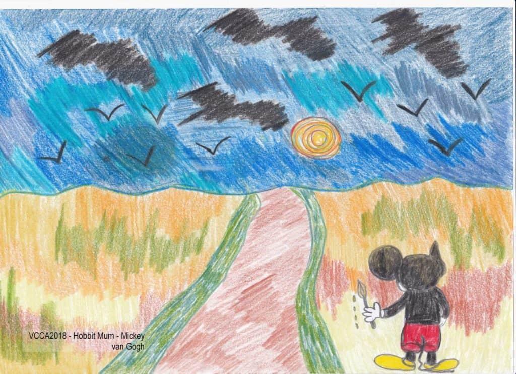 VCCA2018 - Hobbit Mum - Mickey van Gogh