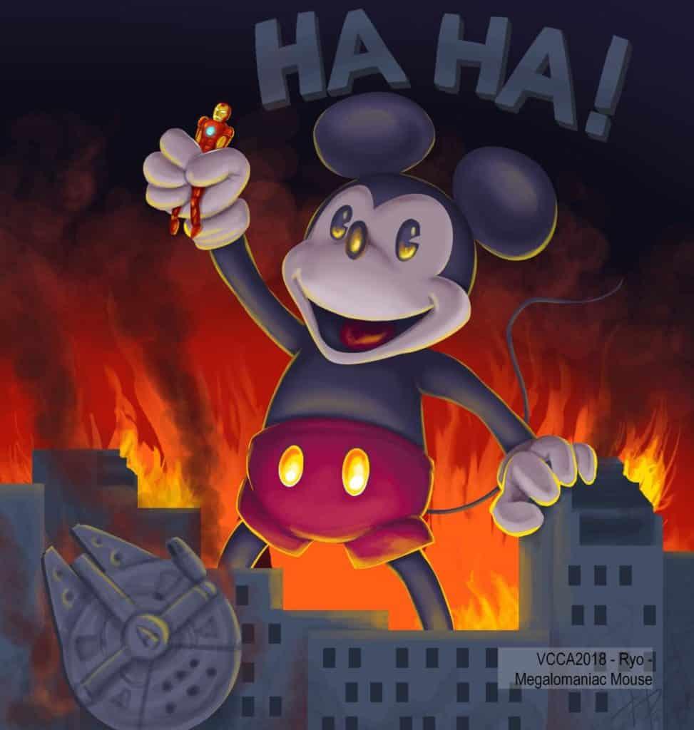 VCCA2018 - Ryo - Megalomaniac Mouse