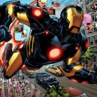 Iron Man. Yildiray Cinar