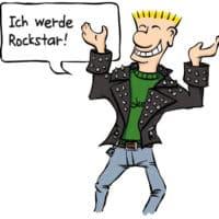 Roman Gerhardt - Oskar - Rockstar