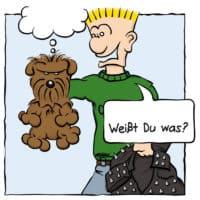 Roman Gerhardt - Oskar - Weisst du was