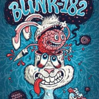 Michael Hacker Illustration Blink 182
