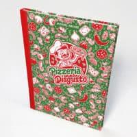 Michael Hacker Pizzeria Disgusto Buch