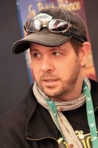 Nicolas Keramidas - Portrait