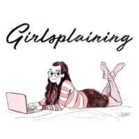 Girlsplaining Titelseite, Katja Klengel