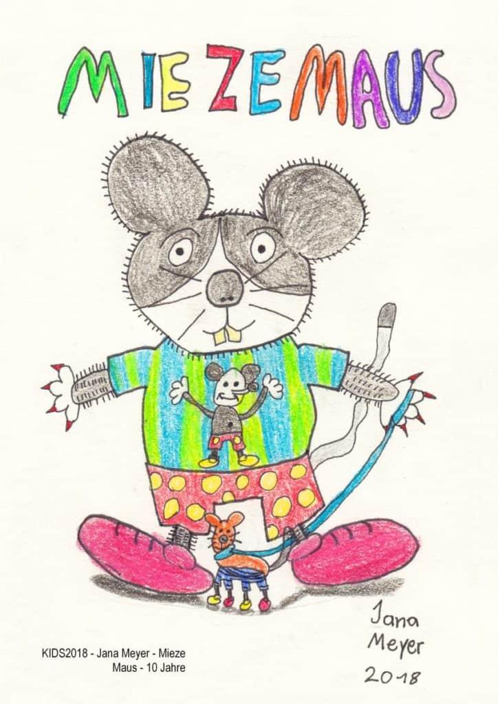 KIDS2018 - Jana Meyer - Mieze Maus - 10 Jahre