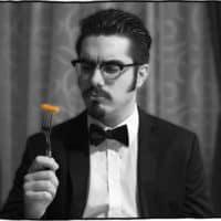 Tom Morys Pasta Shooter