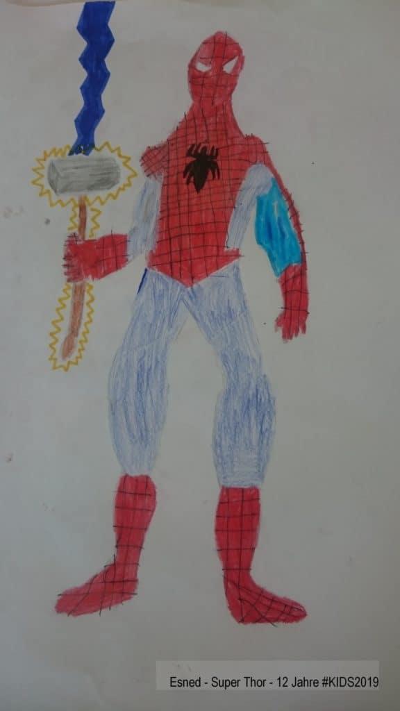 Esned - Super Thor - 12 Jahre #KIDS2019