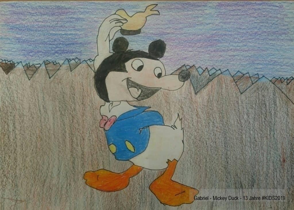 Gabriel - Mickey Duck - 13 Jahre #KIDS2019