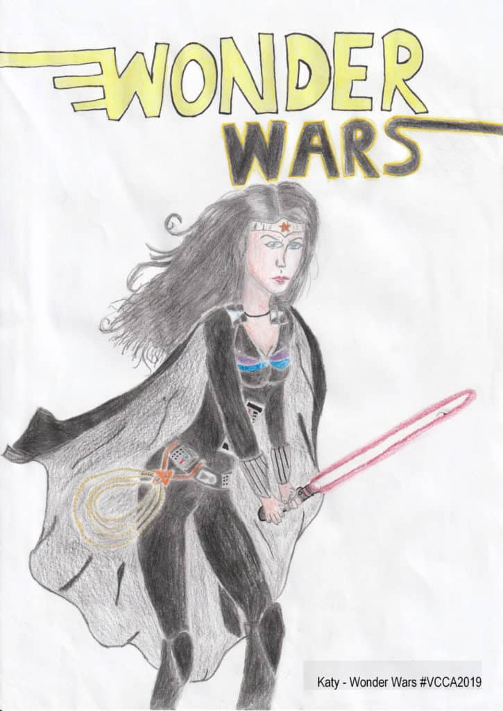 Katy - Wonder Wars #VCCA2019