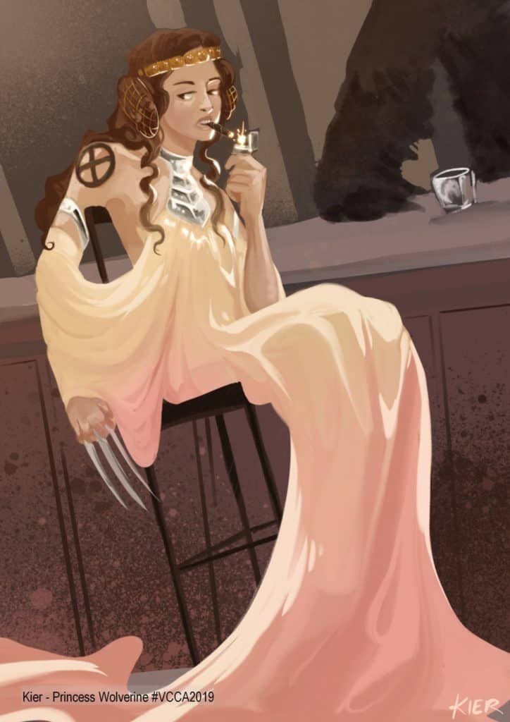 Kier - Princess Wolverine #VCCA2019